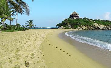 mexico caribbean central south america
