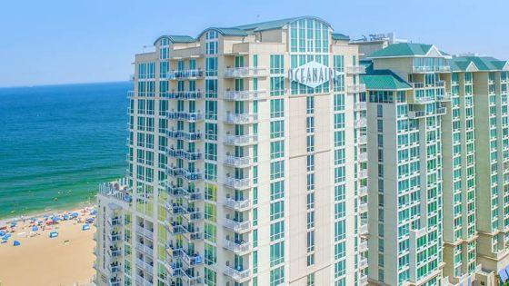 Oceanaire Resort Virginia Diamond Resorts