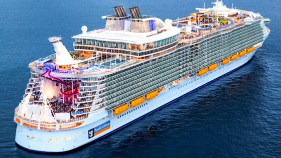 Symphony Of The Seas Western Caribbean Florida Diamond
