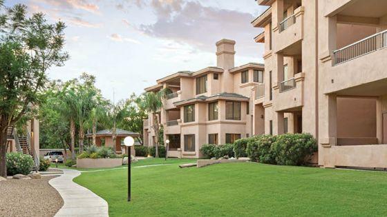 Scottsdale Links Resort Arizona Diamond Resorts