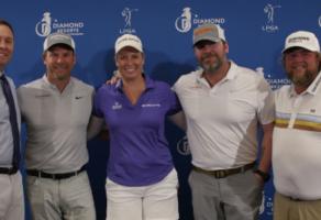 What Has LPGA Winners, Big-Name Celebrities and Diamond Resorts?